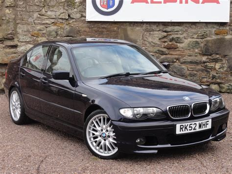 Used 2002 Bmw E46 3 Series [9806] 325i Sport For Sale In