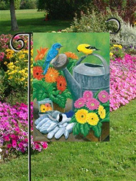 17 best images about garden flags on gardens