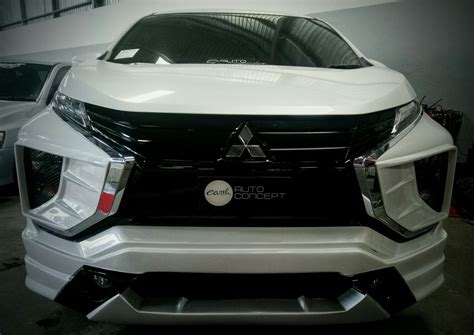 Modifikasi Mitsubishi Xpander by Nih Contoh Modifikasi Simple Mitsubishi Xpander Autos Id