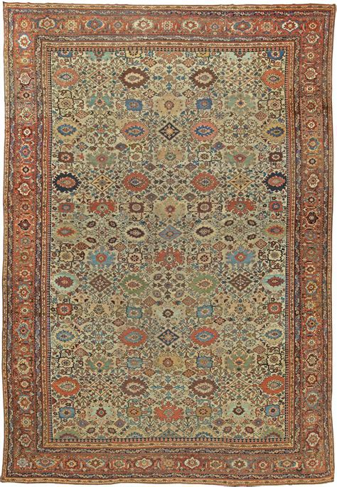 Types of antique rugs for making your home beautiful