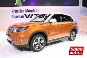 Mondial De L Automobile 2015 : suzuki mondial de l 39 auto 2014 ~ Medecine-chirurgie-esthetiques.com Avis de Voitures