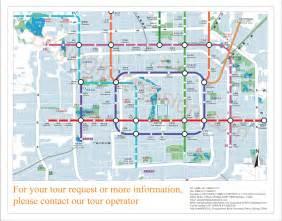 Beijing Tourist Map