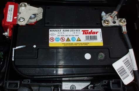 batterie scenic 3 mon tr 232 s cher renault scenic ii 227 942 km remplacement batterie
