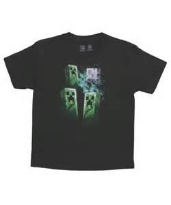 Creepers Minecraft Kid T-Shirt