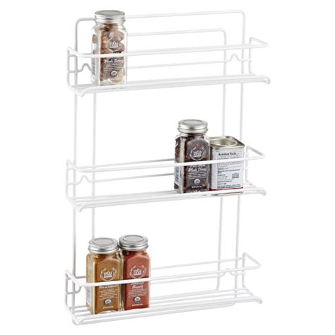 Container Store Spice Racks by 3 Shelf Wire Spice Rack The Container Store