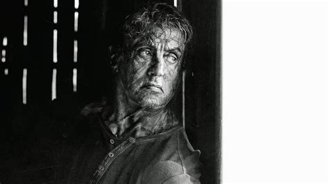 Rambo Last Blood Sylvester Stallone 4K Wallpapers | HD
