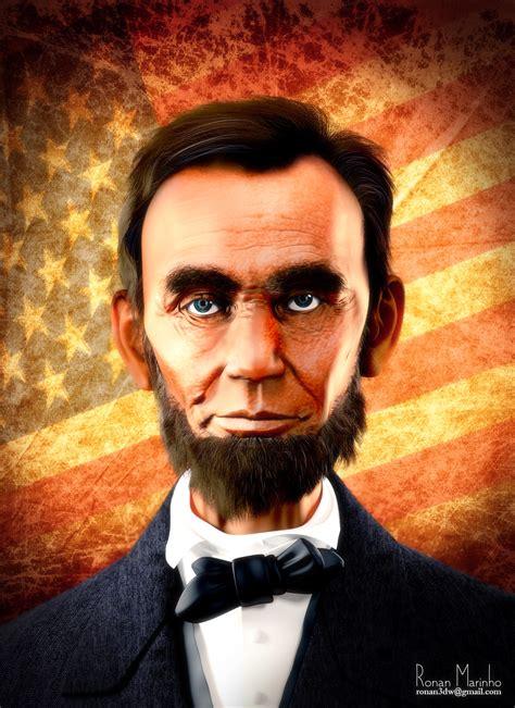 Abraham Lincoln - BlenderNation