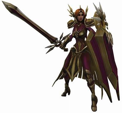 Leona Render Legends League Tank Wiki Wikia