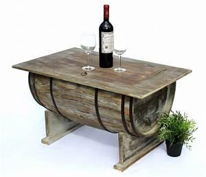 Bar Aus Holz : tisch weinfass 5084 h couchtisch holz 80cm beistelltisch fass weinregal vintage ebay ~ Eleganceandgraceweddings.com Haus und Dekorationen