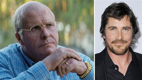 How Vice Makeup Designer Turned Christian Bale Into