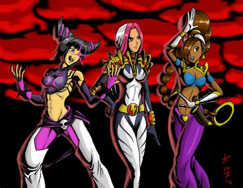 Marvel Vs Capcom Wishlist By Garth2the2ndpower On Deviantart