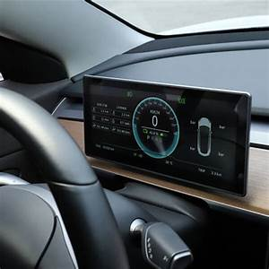 Tesla Model 3 Instrument Panel Dashboard Display Provider   Autosonus