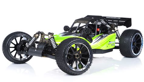 1/5th Giant Scale Exceed Rc Barca 30cc Gas-powered Off