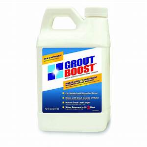 Shop Grout Boost 4 99-lb White Liquid Additive at Lowes com