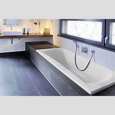 Peachy Badewanne Einbau Ideen  Melian Ie Morgan