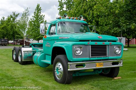 1968 Ford F-850 | 2013 ATHS National Convention in Yakima ...