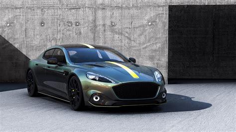 Fastest Aston Martin by Aston Martin Takes Geneva With World S Fastest Sedan