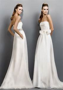 pocket wedding gowns bride bridesmaid bridal party With wedding dresses with pockets
