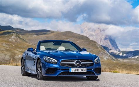 2016 Mercedes Benz Sl Wallpaper