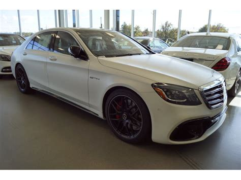 Amg s 63 4matic cabriolet. New 2020 Mercedes-Benz S-Class AMG® S 63 AWD AMG S 63 4MATIC 4dr Sedan in Edison #202179 | Ray ...