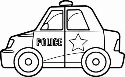 Police Coloring Printable Truck Patrol Paw Cars