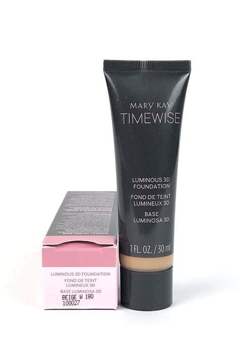mary kay foundations  concealers beige
