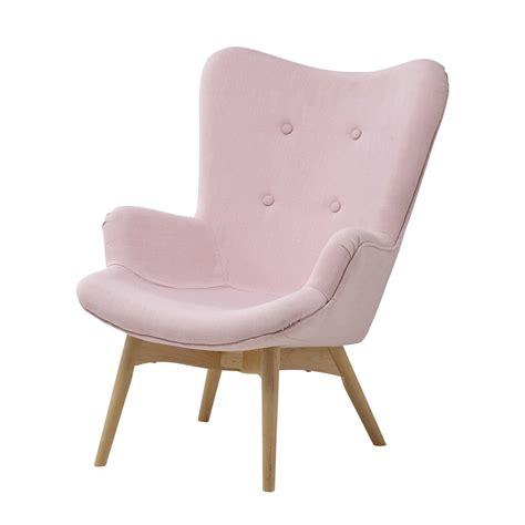 poltrona canapé fauteuil vintage enfant en tissu iceberg maisons du