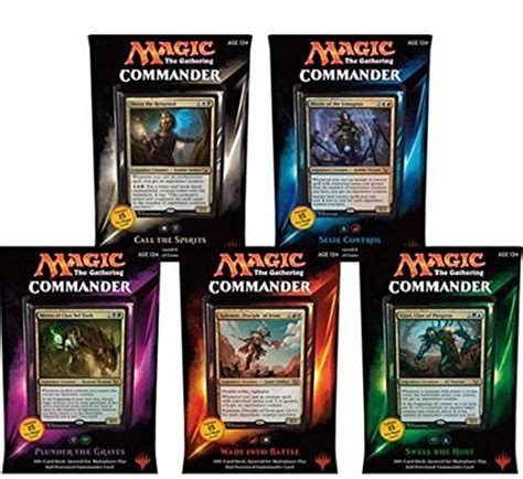top 10 commander 2015 cards for edh mtg casual play