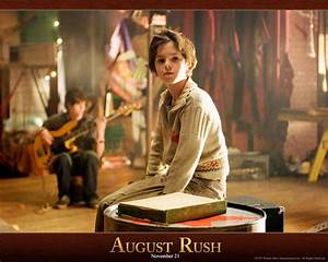 Forgotten Gems: August Rush – Gasbag Reviews by Cool Papa ...