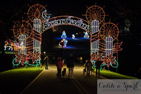 tanglewood park christmas lights boise