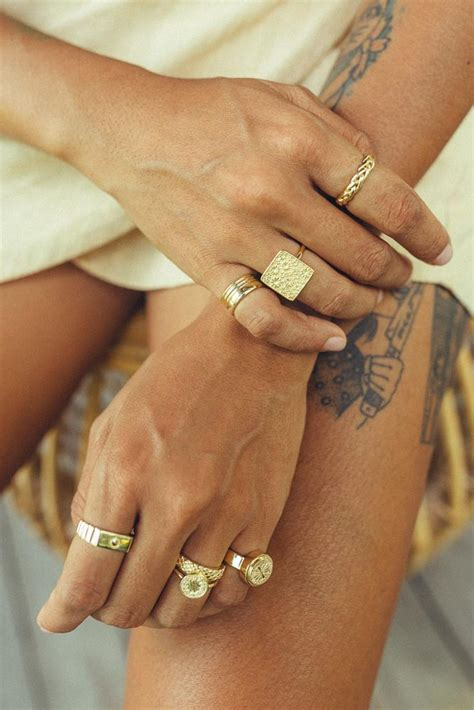 Coin Ring Gold Wildthings Collectables Official Store