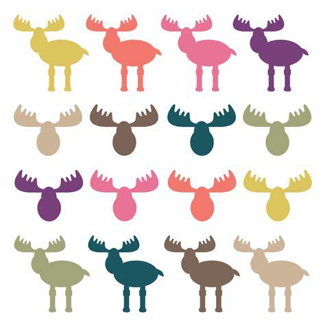 Moose Clipart Clipartsco