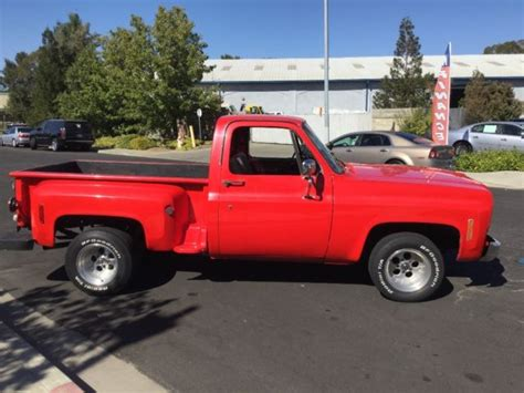 Chevy Stepside Pickup California Truck For Sale