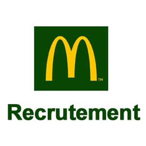 macdonald recrutement mcdonalds fr recrutement