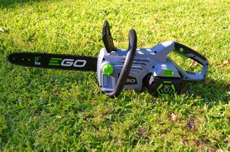 EGO Chainsaw Review   Tools In Action   Power Tool Reviews
