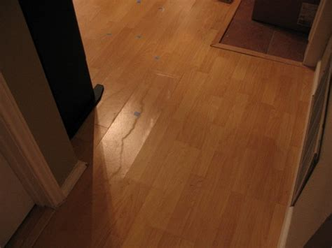 Laminate Flooring Bubbles Due To Water by Laminate Flooring Water Damage 28 Images How To Fix