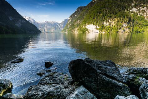 koenigssee   berchtesgaden national park stefan boettcher