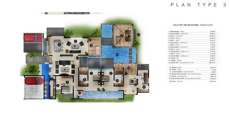 modern villa plans studio design gallery best design
