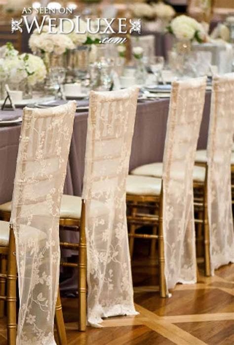 stylish wedding reception chair decorations with flowers