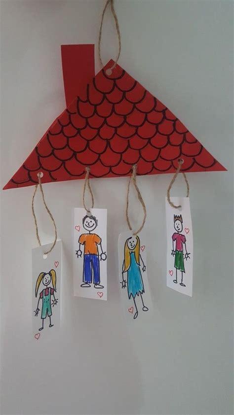 image result  family preschool crafts