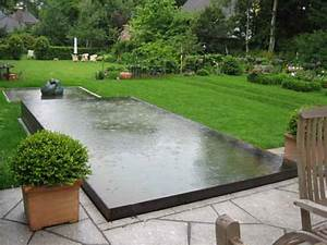 Wasserlauf Garten Modern : wasser im garten scharnweber garten und landschaftsbau ~ Markanthonyermac.com Haus und Dekorationen