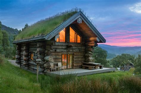 cheap lodges with tubs scotland 14 dreamlike snug and winter hideaways in scotland