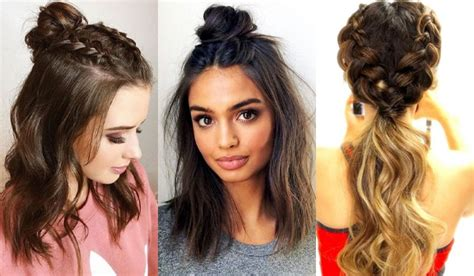 recreate these zillion cute hairstyles for with every length