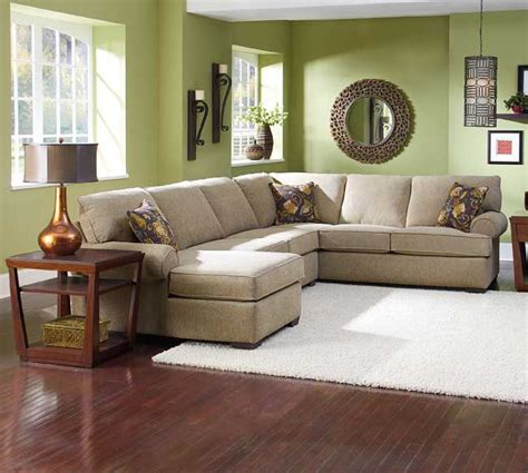 broyhill ethan sectional broyhill ethan 6627 basements basement family rooms and