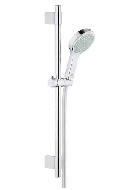 grohe spa power  soul cosmopolitan shower rail set