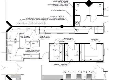 plan cuisine professionnelle normes plan cuisine restaurant normes 28 images architecte