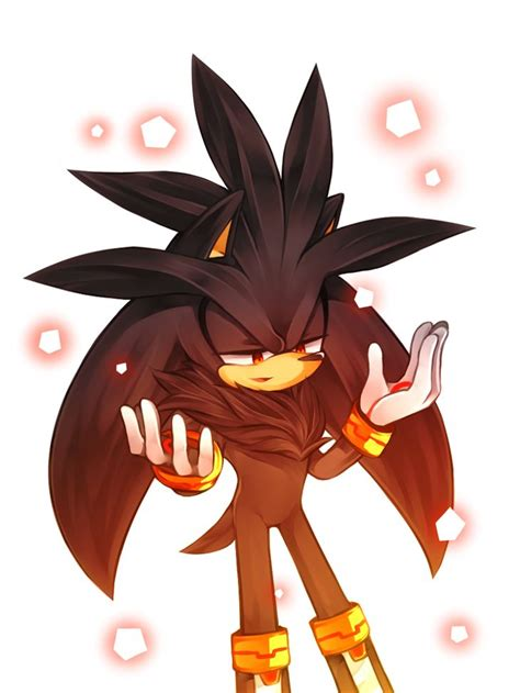 Evil Silver Sonic The Hedgehog Shadow The Hedgehog