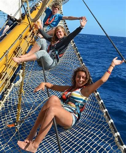 Training Sail International Around Through Fun Board