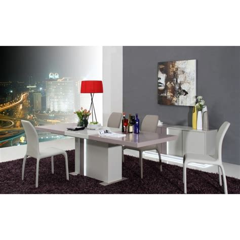 2020 popular 1 trends in lights & lighting, furniture, home & garden, toys & hobbies with coffee table led and 1. 840XT-3 Modern Grey LED Lit Dining Table