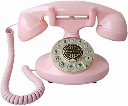Pink Telephone Phone Aesthetic Retro Phones Pastel